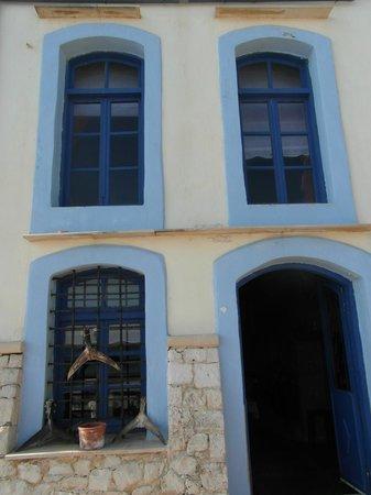 Delfini Hotel : Facade