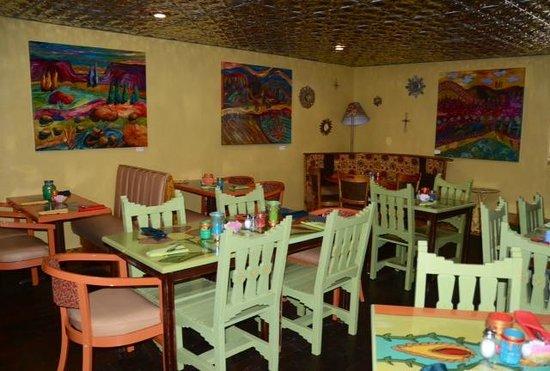 La Bella Vita : Our main dining room