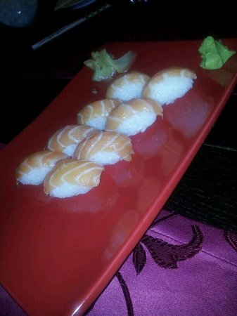 Ichiban: Nigiri salmone