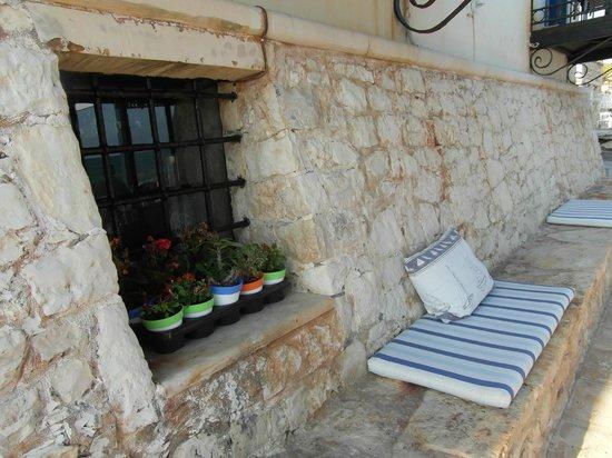 Delfini Hotel : Restaurant area