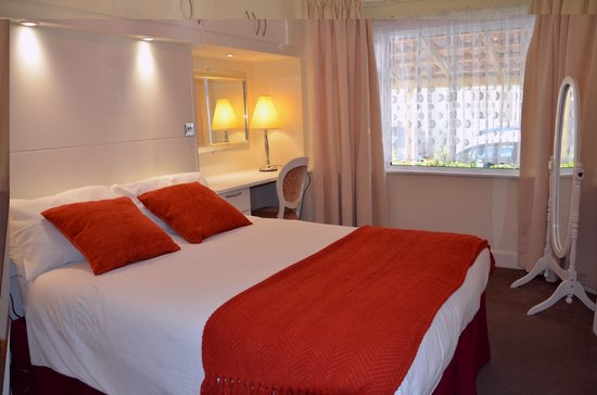 St. Francis Guest House: Double room