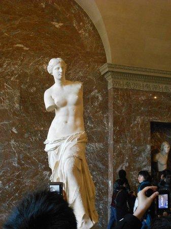 พิพิธภัณฑ์ลูฟวร์: Venus di Milo Musee du Louvre