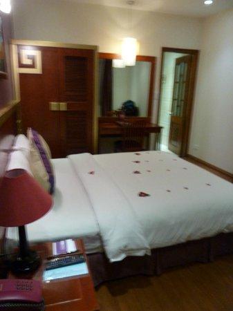 Aranya Hotel: Prima stanza