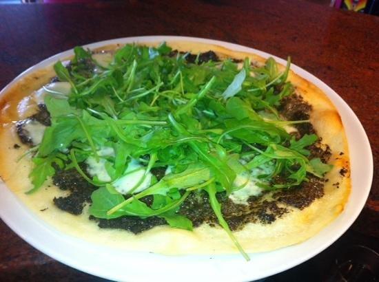 Chez Giovani : pizzas truffés