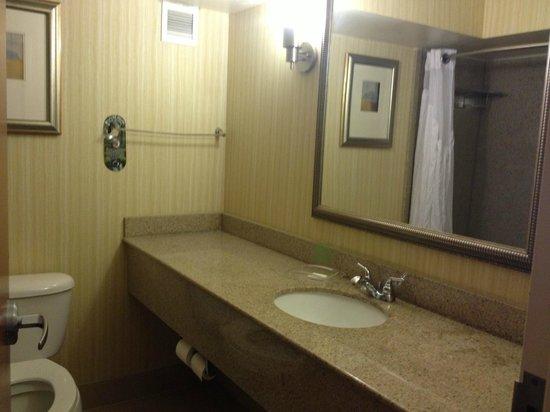 Holiday Inn Richmond South-Bells Road: Bathroom