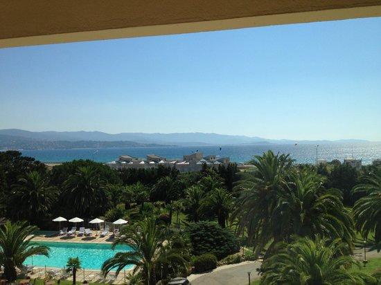 Campo Dell'Oro: Ocean view
