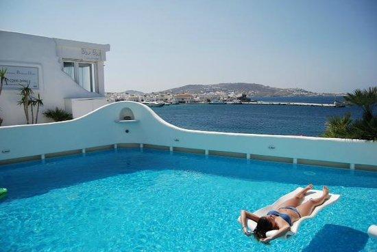 Harmony Boutique Hotel: pool
