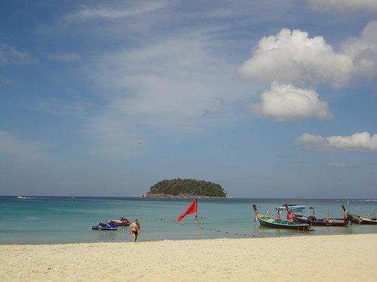 Kata Beach, Thailand: Tranquilidade de Hat Kata