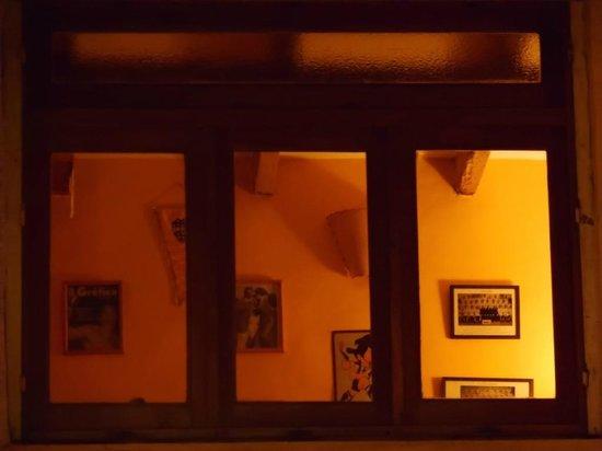 La Querencia de Buenos Aires: sala lettura/relax