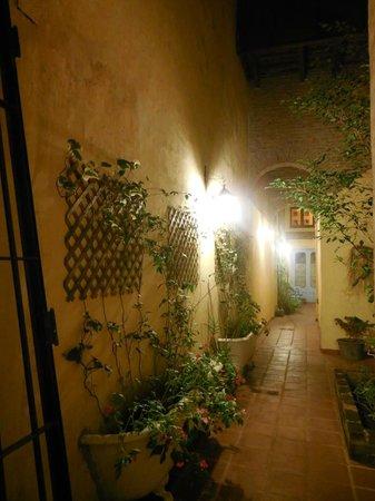 La Querencia de Buenos Aires: patio