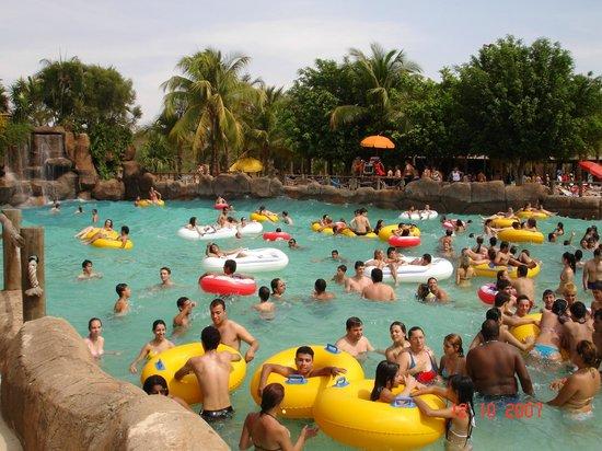 Thermas dos laranjais foto de thermas dos laranjais for Olimpia piscina de onda