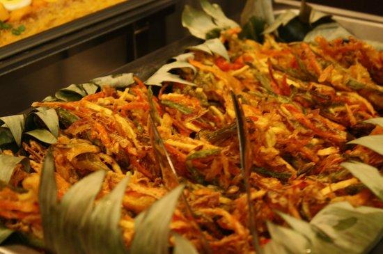 CASA manila: Crispy Okoy- Vegetable Crisps