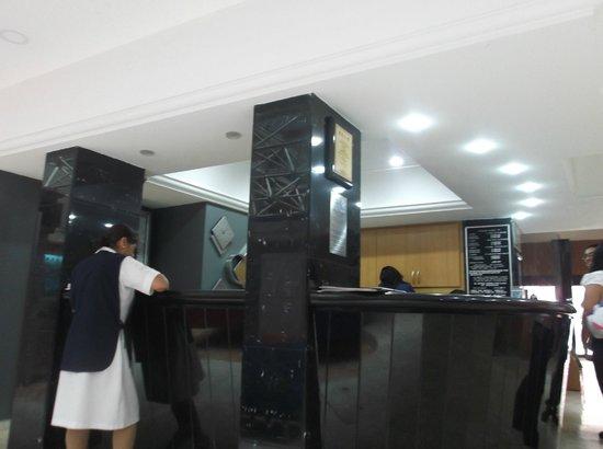 Hotel Azores : Recepcion