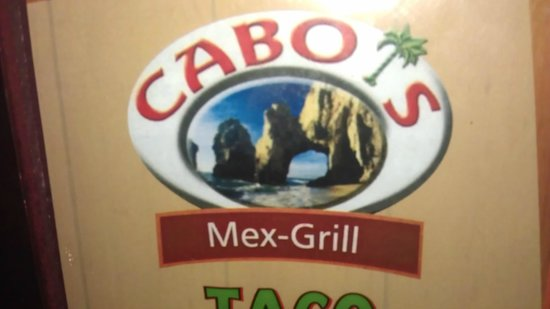 Cabo's Mexican Grill