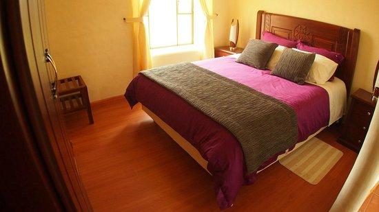 Hosteria Oro Azul: Room Yaku