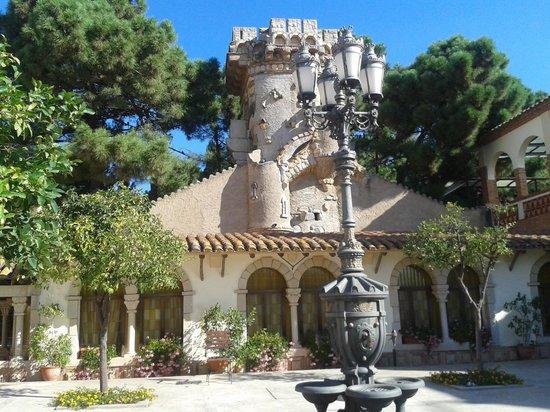 Hotel Termes de Montbrio - Resort Spa & Park: Interior hotel