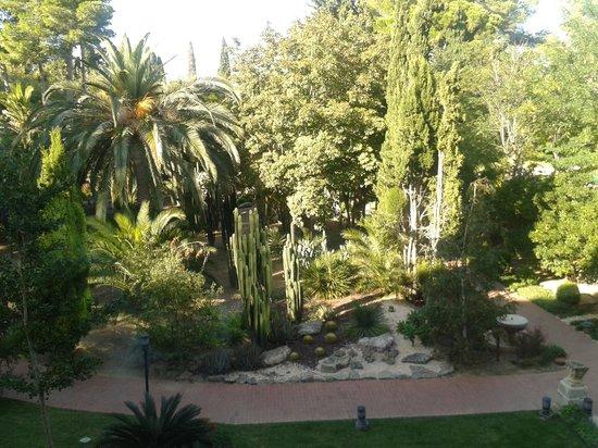 Hotel Termes de Montbrio - Resort Spa & Park: Jardines
