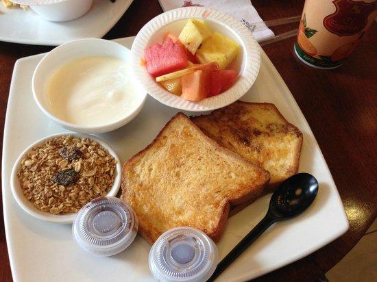 Desayuno franc s picture of el espanol quito tripadvisor for Desayuno frances tradicional
