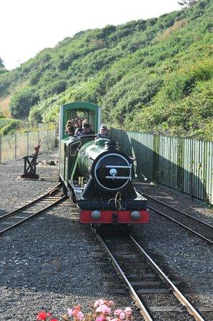 North Bay Railway: The locomotive