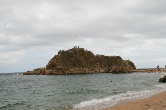 Hotel Costa Brava Blanes: пляж Бланес