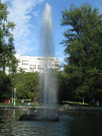 Parque Doña Casilda: parque