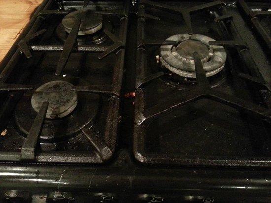 Stoops Guesthouse: en Irlande, on met l'huile sur la plaque plutôt que dans la poêle...