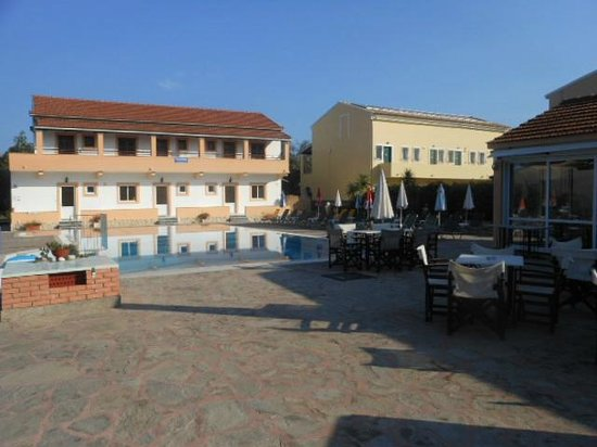 Takis Apartments: pool