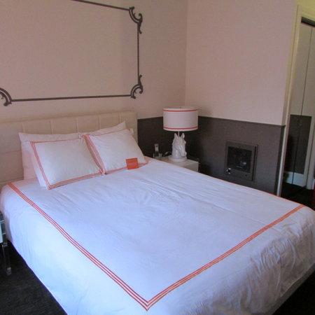 Zimmer im Hotel Vertigo