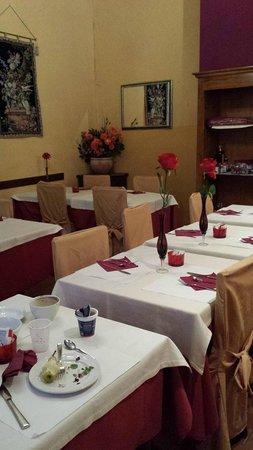 italhotels ginori al duomo: sala colazione