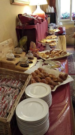 Hotel Ginori al Duomo - Italhotels : colazione