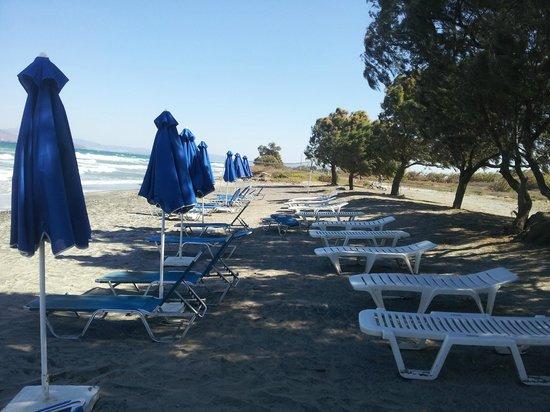 Costa Angela: Plaża