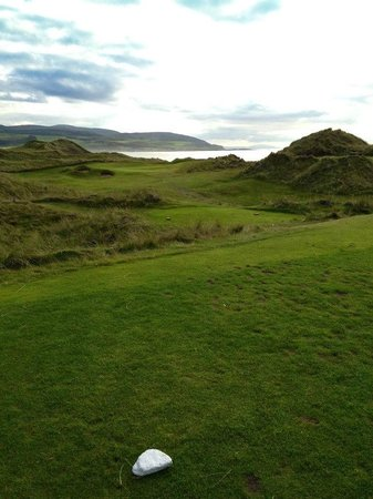 Machrihanish Dunes Golf Club: 14th hole