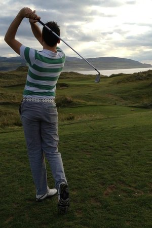 Machrihanish Dunes Golf Club: 14th