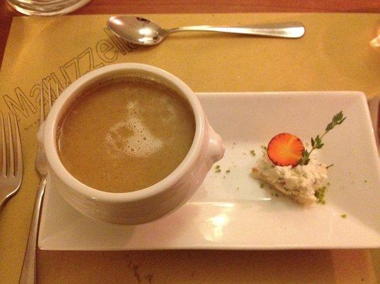 Maruzzella : Sweet Potato Soup
