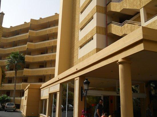 Hotel Olé Tropical: Hotel