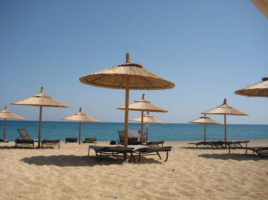 Tesoroblu Hotel & Spa: The Beach