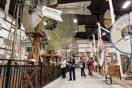Lubbock, TX: American Wind Power Center