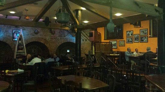Pizzeria Pub Luna Rossa