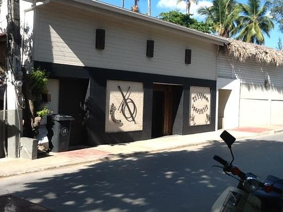 La Residencia del Paseo: restaurant XO, le meilleur de Las Terrenas