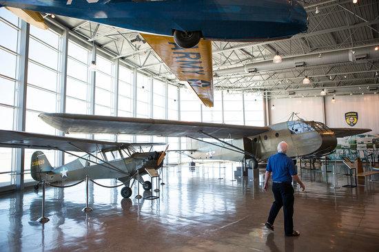 Lubbock, TX: Silent Wings Museum