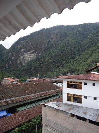 Hatun Samay : Vista do quinto andar
