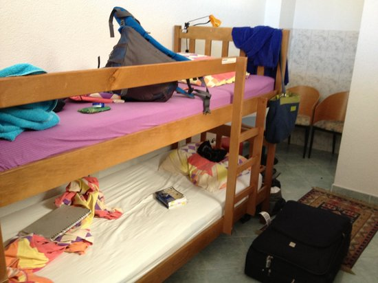 Dubrovnik Backpackers Club Hostel: Dorm
