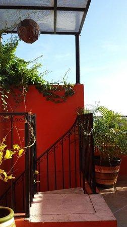 Luz En Yucatan: Penthouse Private Deck