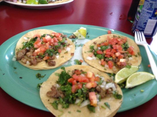 Alegria Tacos : Must try the tacos