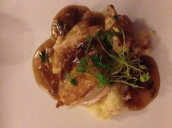 Kingswood Hotel: Chicken supreme