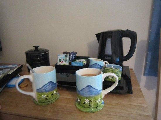 Benvrackie: Set te/caffè