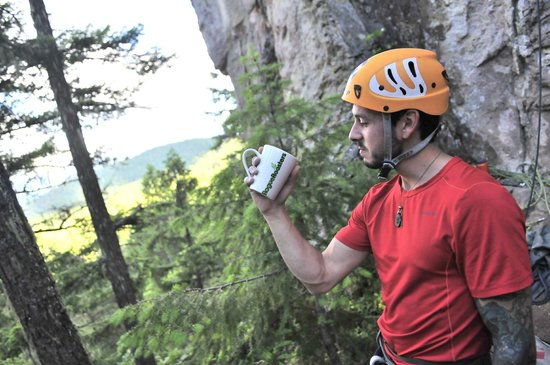 Rogue Coffee Roasters: Our culture thrives in the outdoors