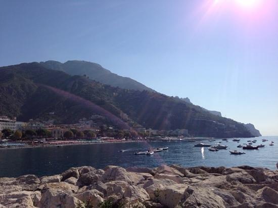 Hotel San Francesco: in partenza per Amalfi dal porto di Maiori