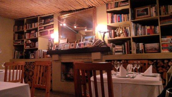 Jemima's Restaurant : Ambiente ricercato
