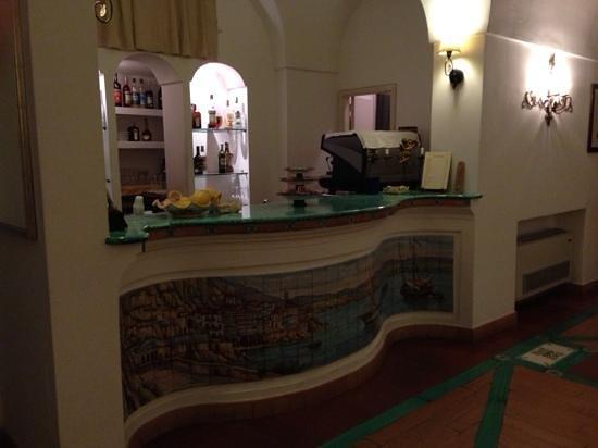 Hotel San Francesco: il bar dell'hotel